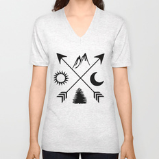 follow-your-arrow473582-vneck-tshirts